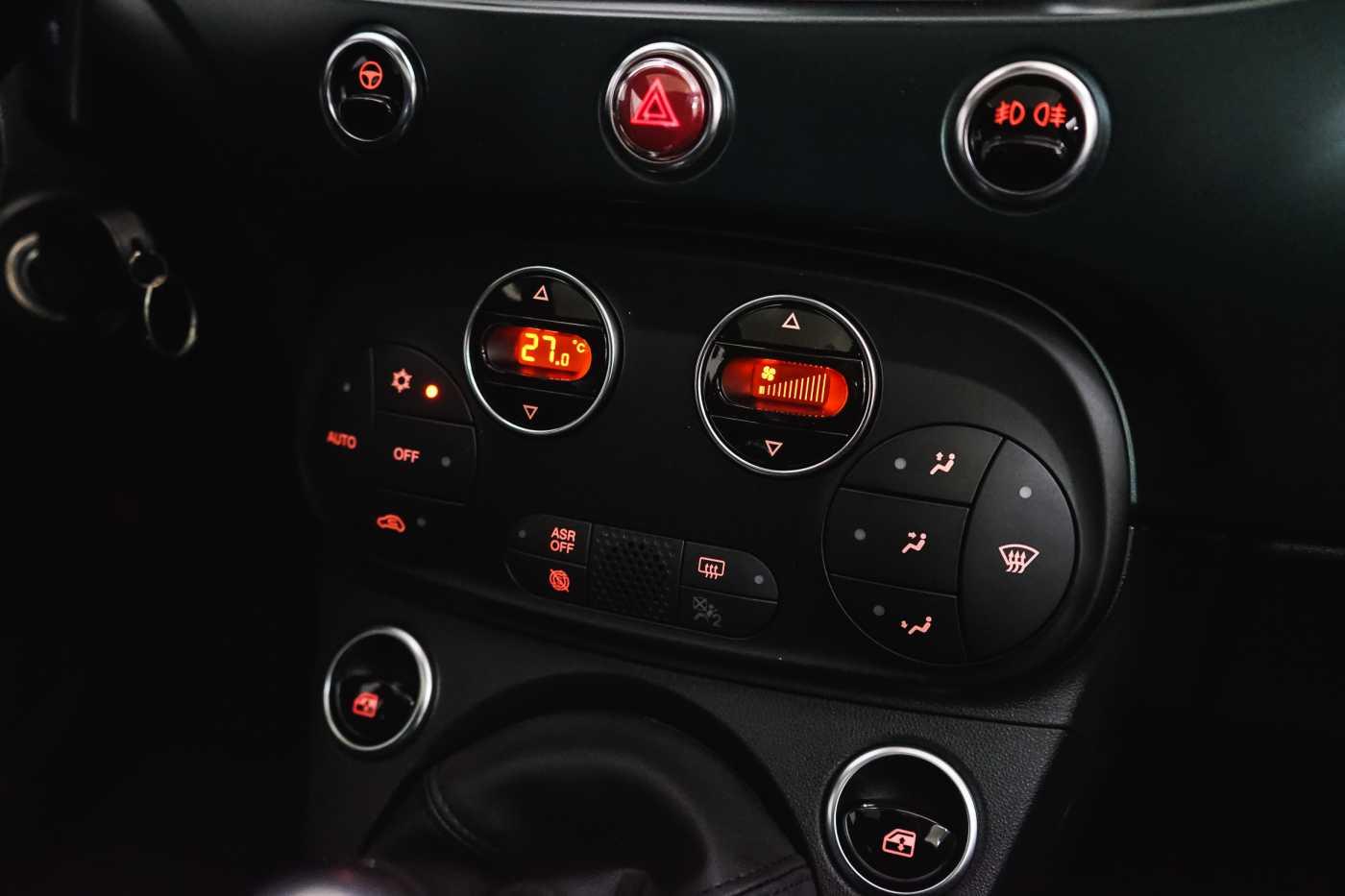 Fiat 500 1.2i Rockstar (EU6d-TEMP) 14/29