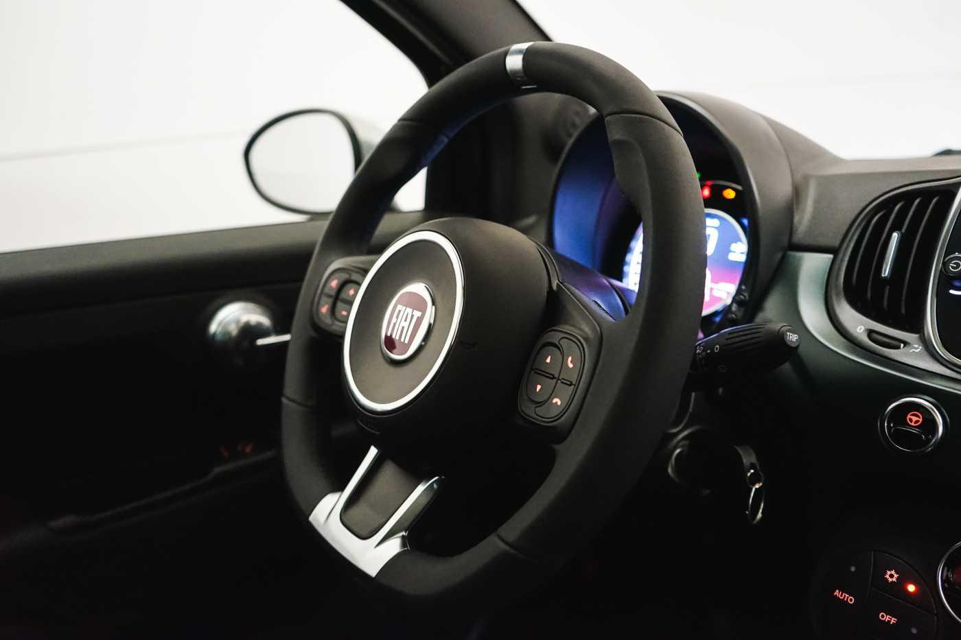 Fiat 500 1.2i Rockstar (EU6d-TEMP) 23/29