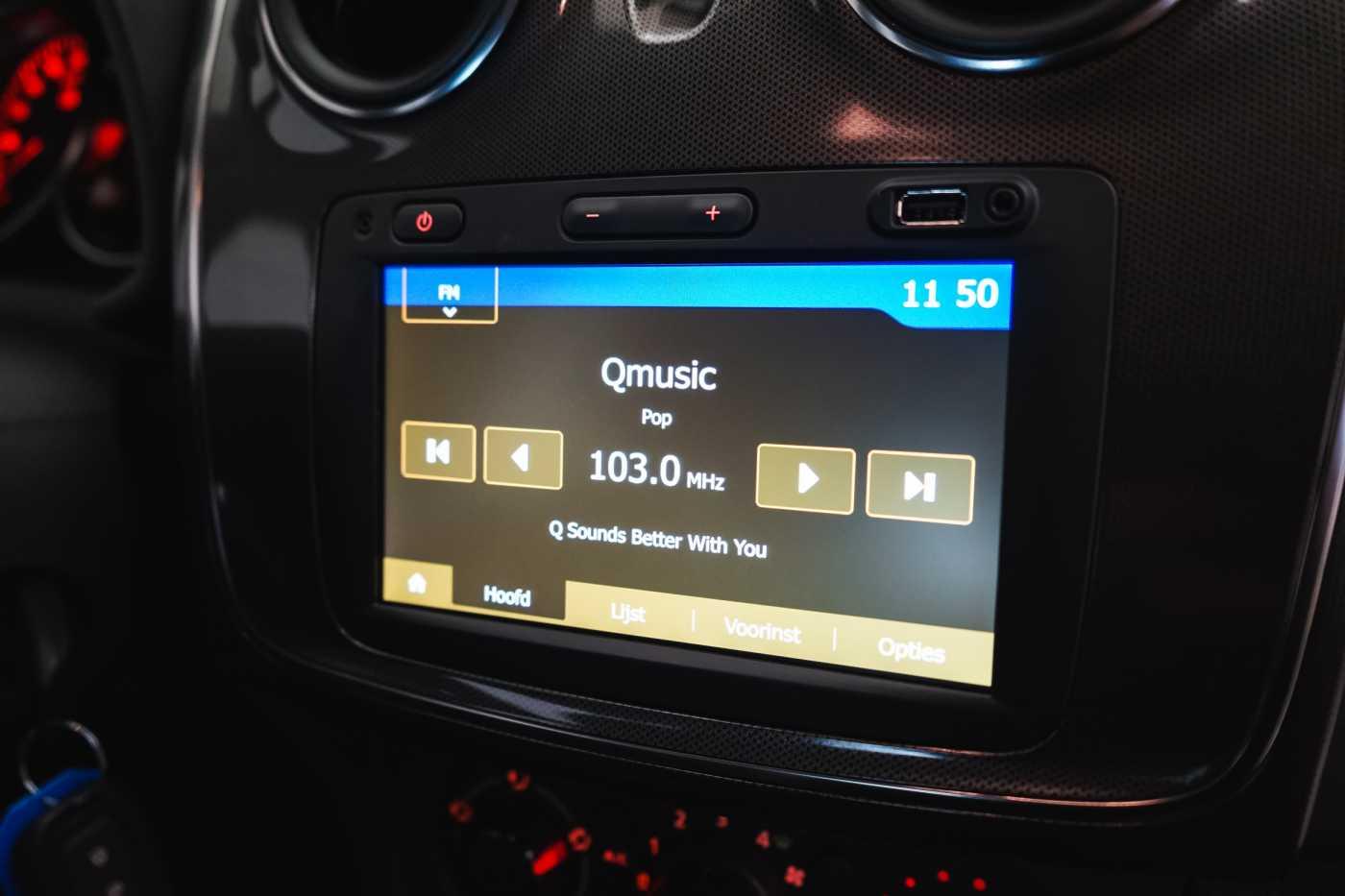Dacia Sandero 1.0i SCe Stepway // Navi, Bluetooth, Airco, USB 15/27