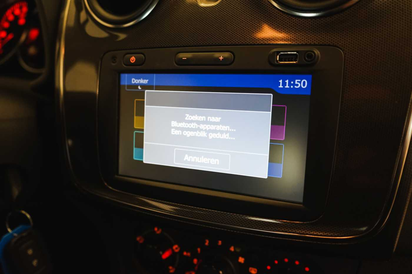 Dacia Sandero 1.0i SCe Stepway // Navi, Bluetooth, Airco, USB 17/27