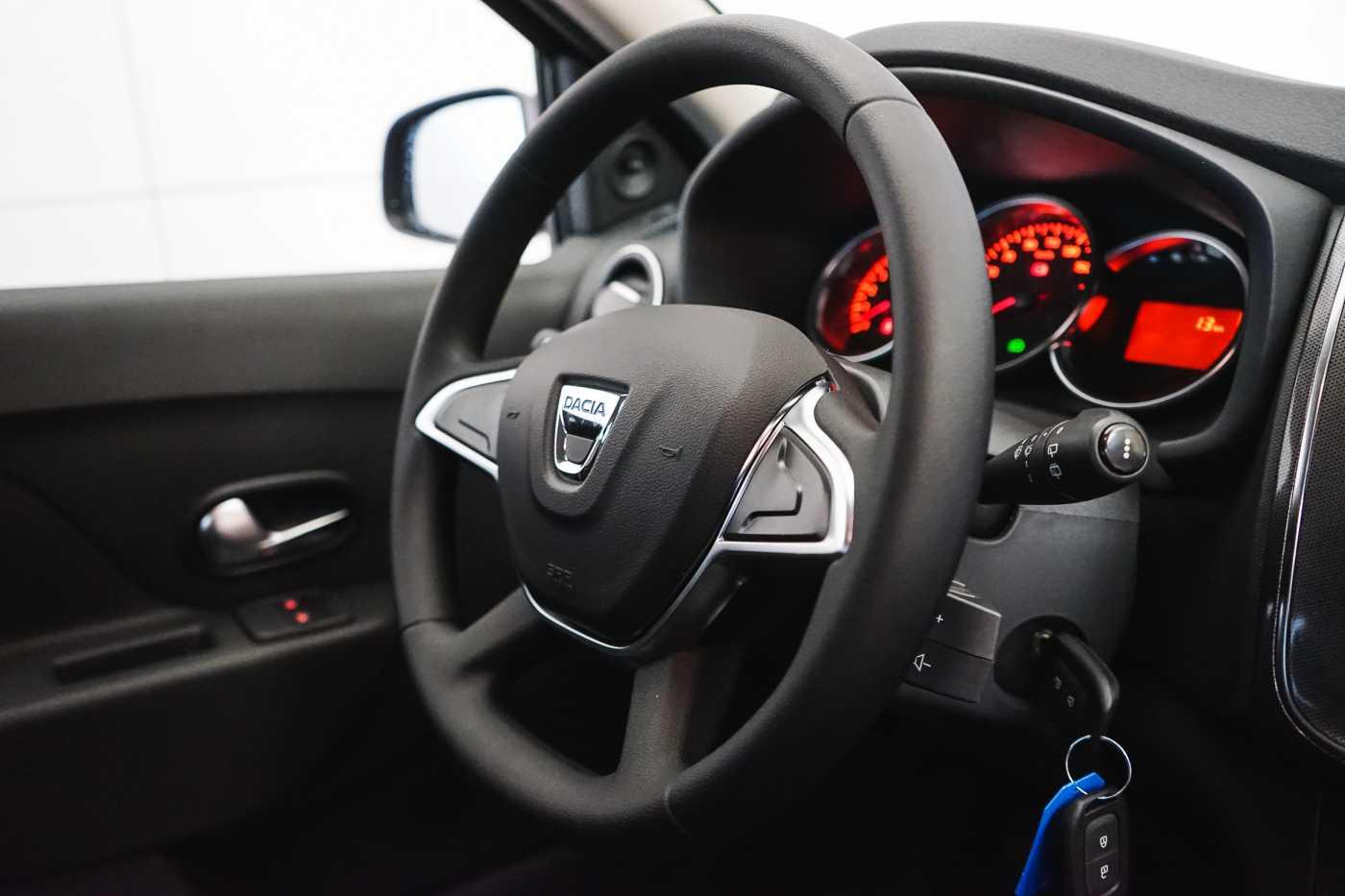 Dacia Sandero 1.0i SCe Stepway // Navi, Bluetooth, Airco, USB 20/27