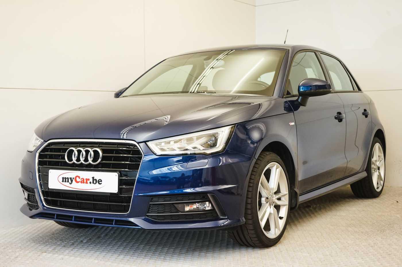 Audi A1 Proline Admired S-Line // Bluetooth, Zetelverwarming, Airco 1/31