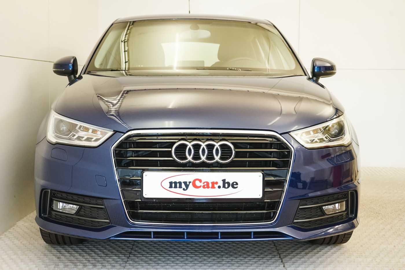 Audi A1 Proline Admired S-Line // Bluetooth, Zetelverwarming, Airco 2/31