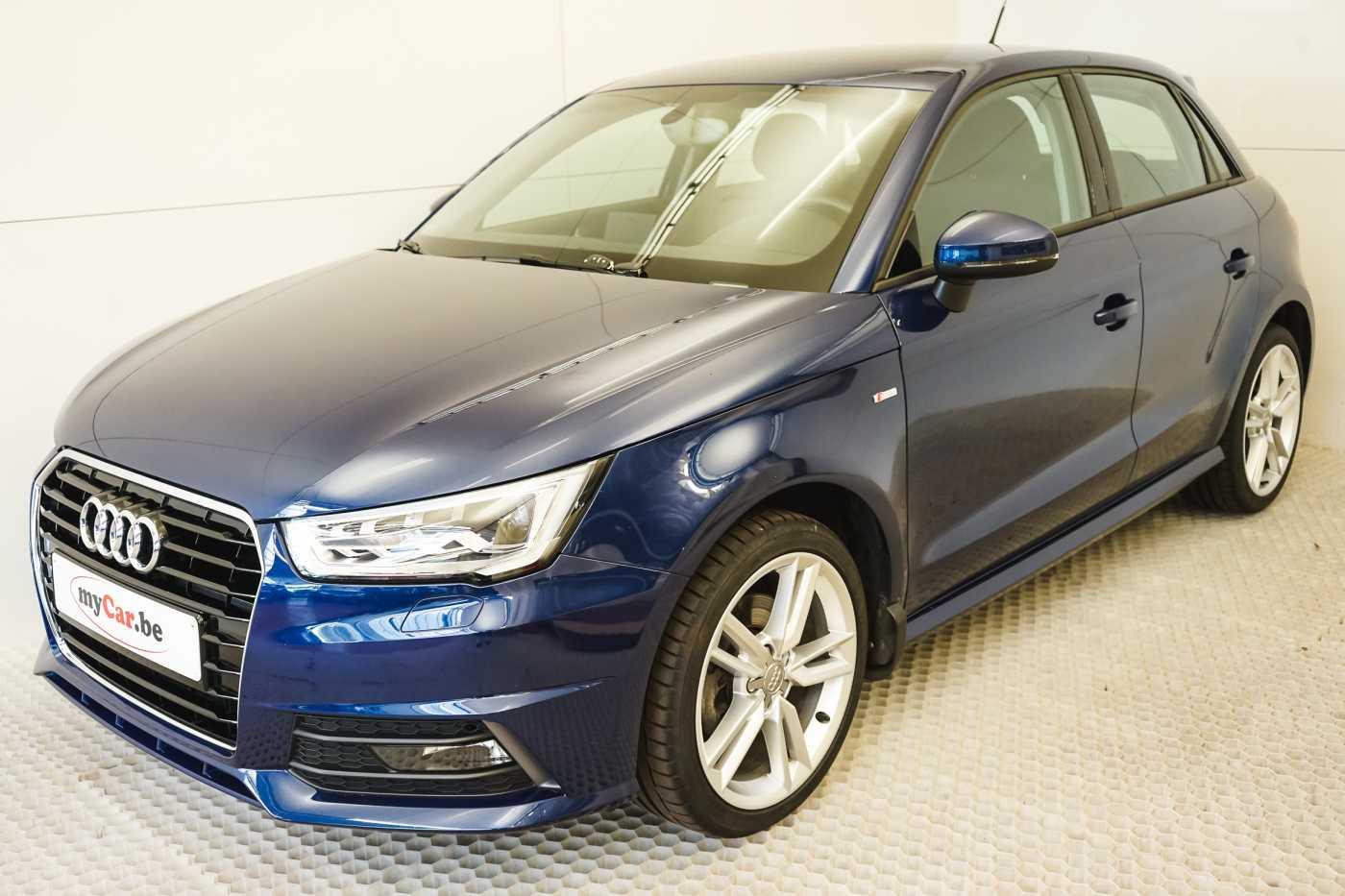 Audi A1 Proline Admired S-Line // Bluetooth, Zetelverwarming, Airco 3/31