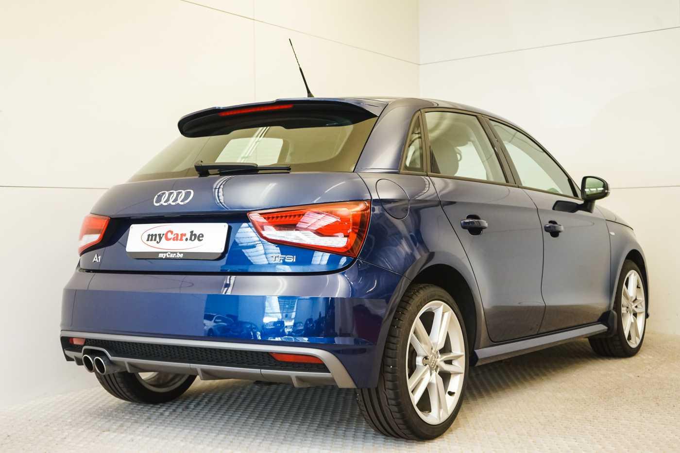 Audi A1 Proline Admired S-Line // Bluetooth, Zetelverwarming, Airco 4/31