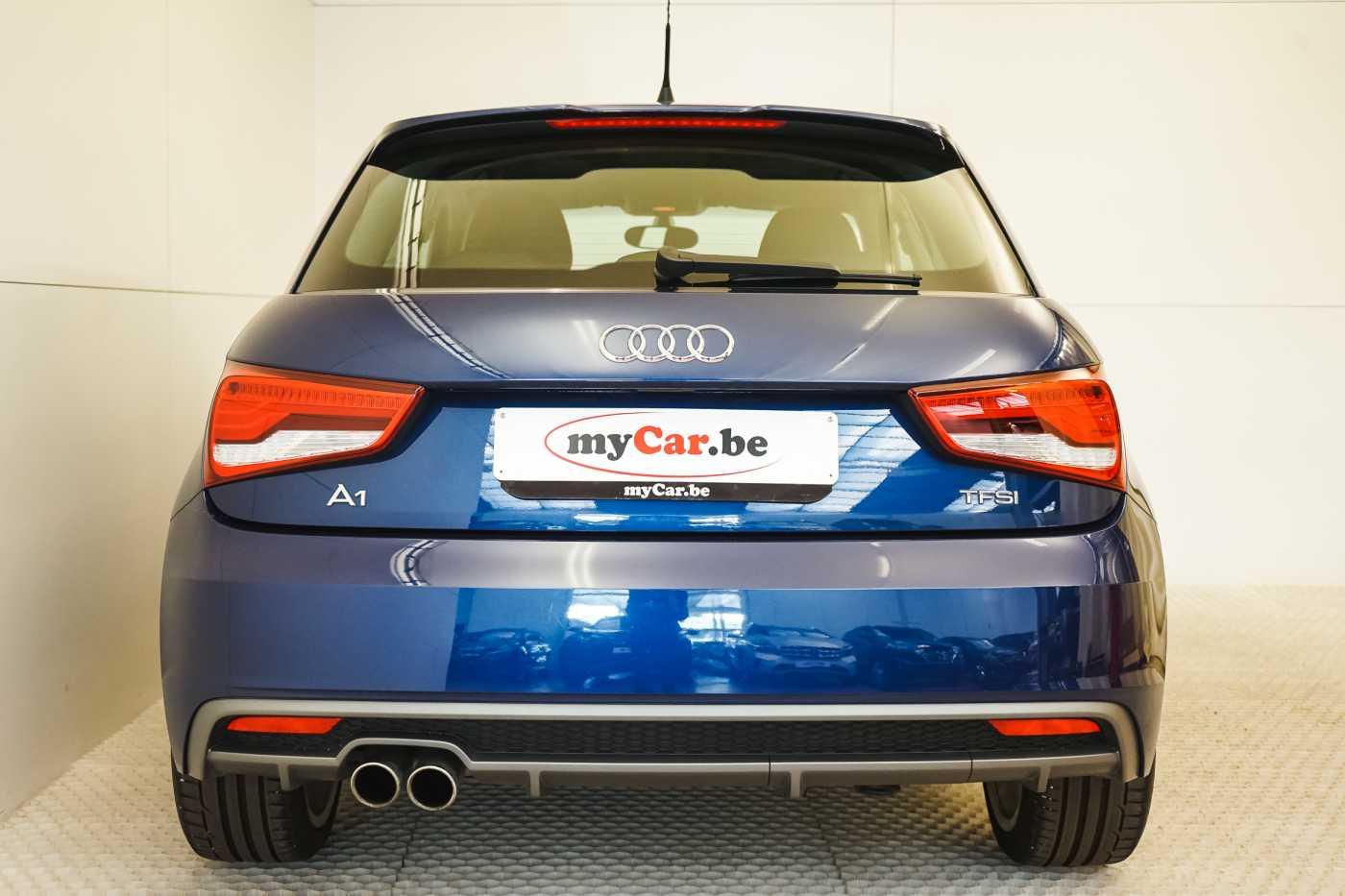 Audi A1 Proline Admired S-Line // Bluetooth, Zetelverwarming, Airco 5/31