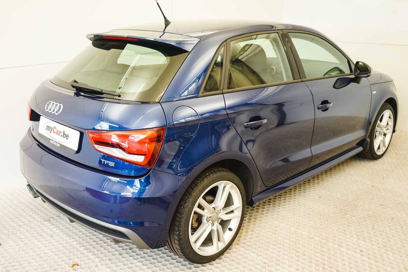 Audi A1 Proline Admired S-Line // Bluetooth, Zetelverwarming, Airco 6/31