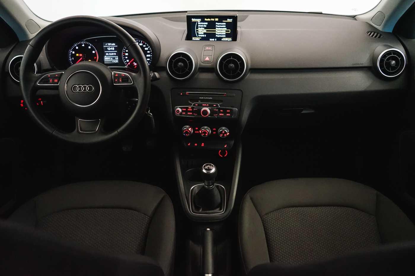 Audi A1 Proline Admired S-Line // Bluetooth, Zetelverwarming, Airco 11/31