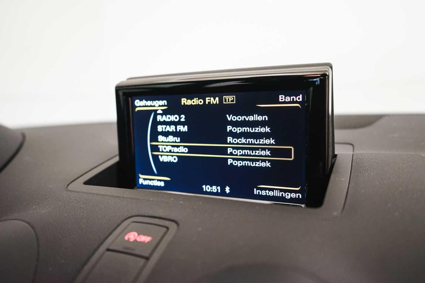 Audi A1 Proline Admired S-Line // Bluetooth, Zetelverwarming, Airco 16/31