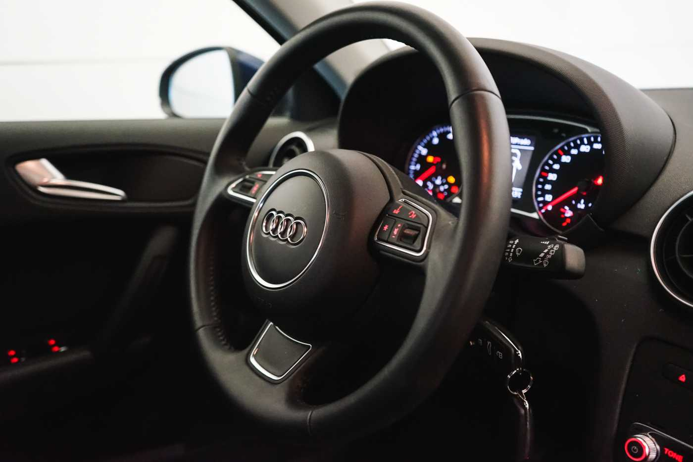 Audi A1 Proline Admired S-Line // Bluetooth, Zetelverwarming, Airco 23/31