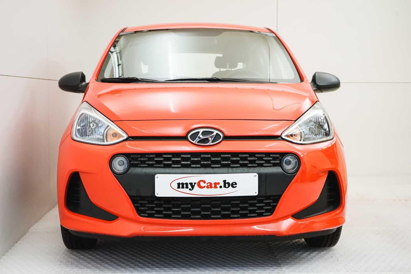 Hyundai i10 1.0i I-Drive // Mistlampen vooraan, Start/Stop 2/23