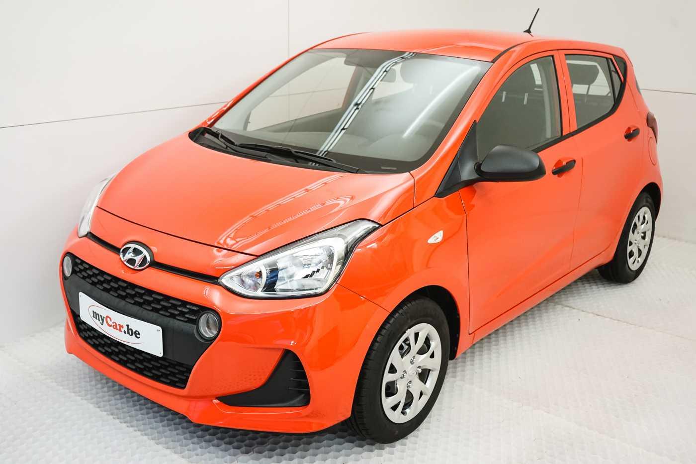 Hyundai i10 1.0i I-Drive // Mistlampen vooraan, Start/Stop 3/23
