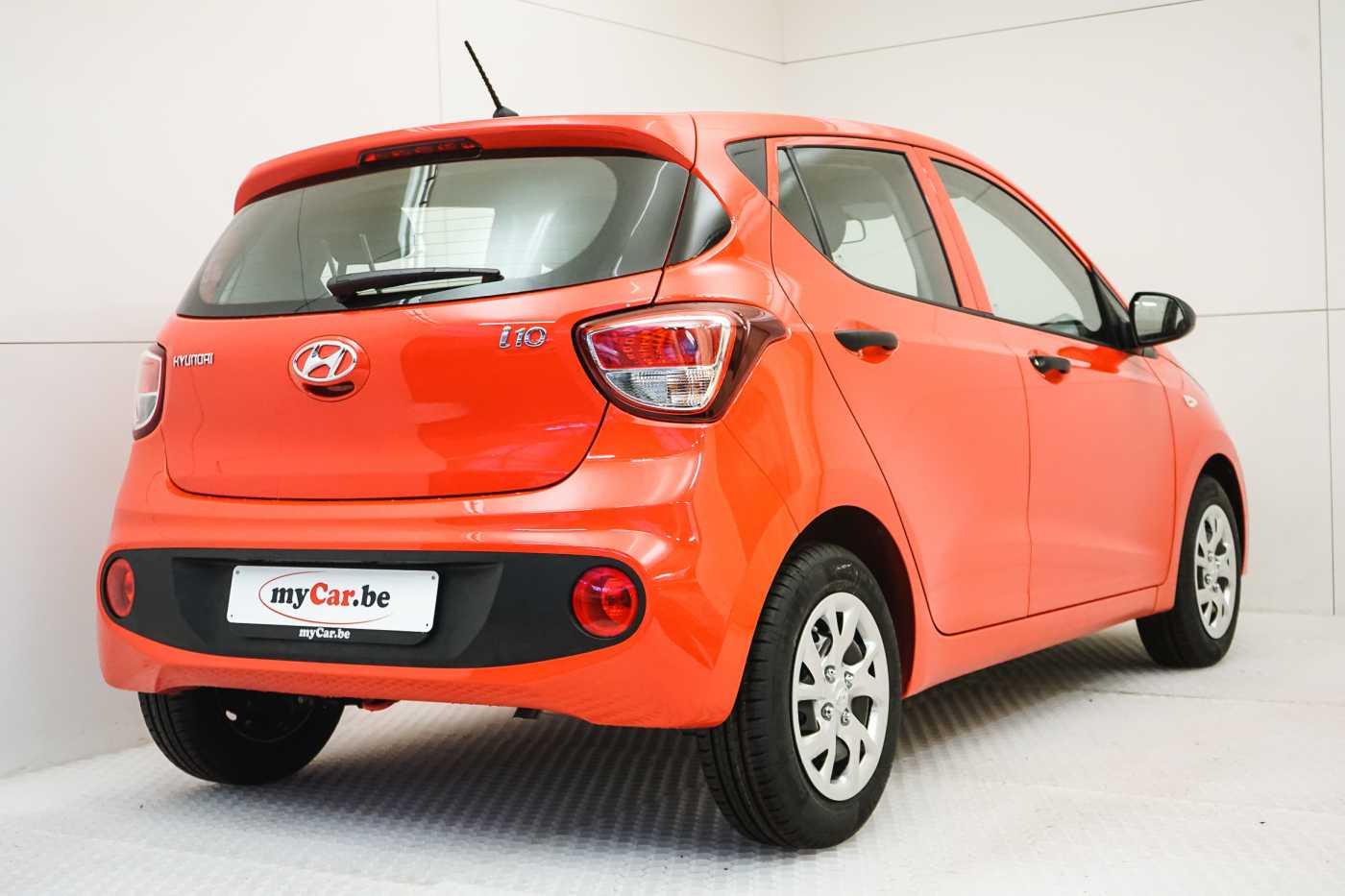 Hyundai i10 1.0i I-Drive // Mistlampen vooraan, Start/Stop 4/23