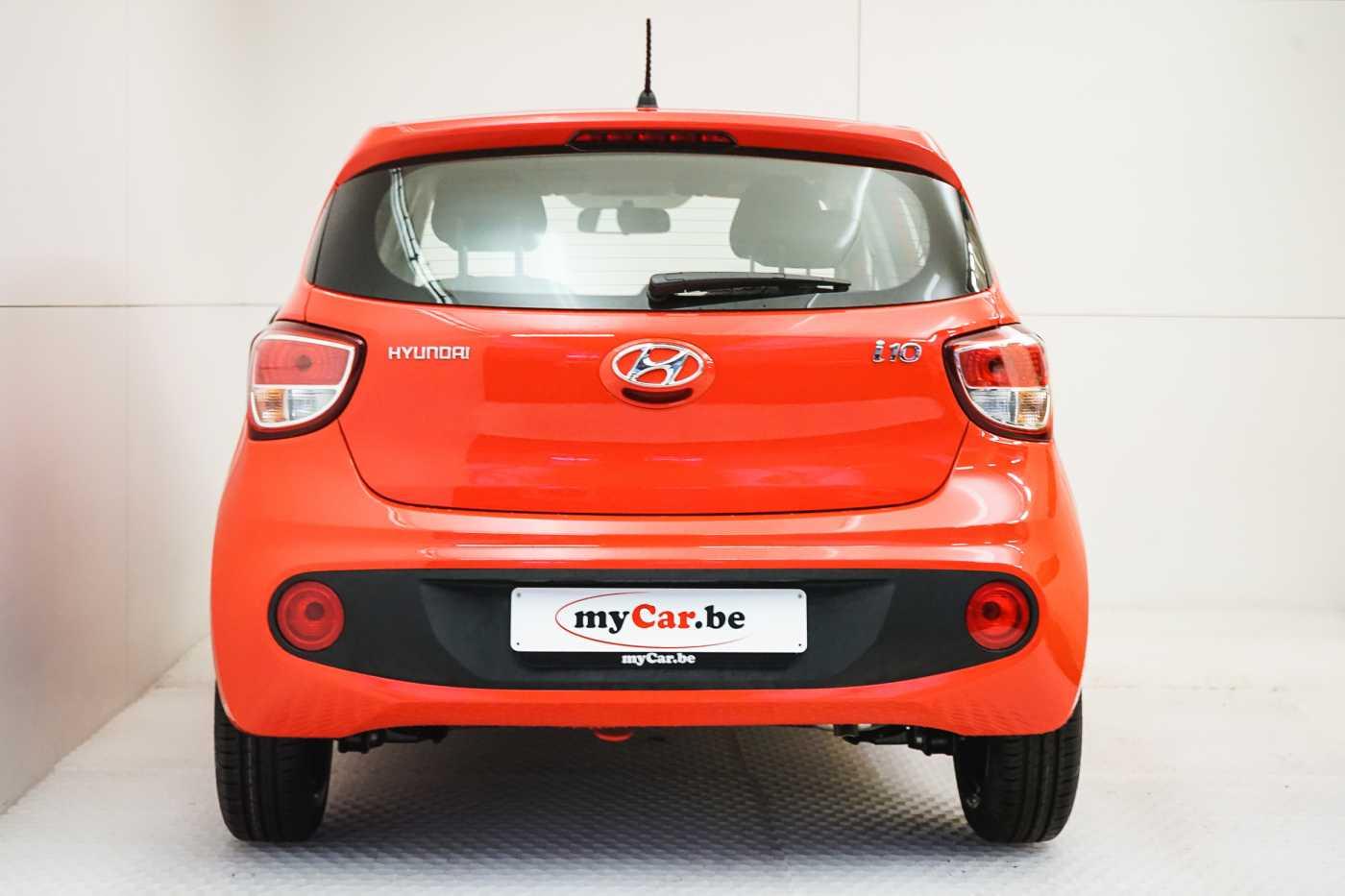 Hyundai i10 1.0i I-Drive // Mistlampen vooraan, Start/Stop 5/23