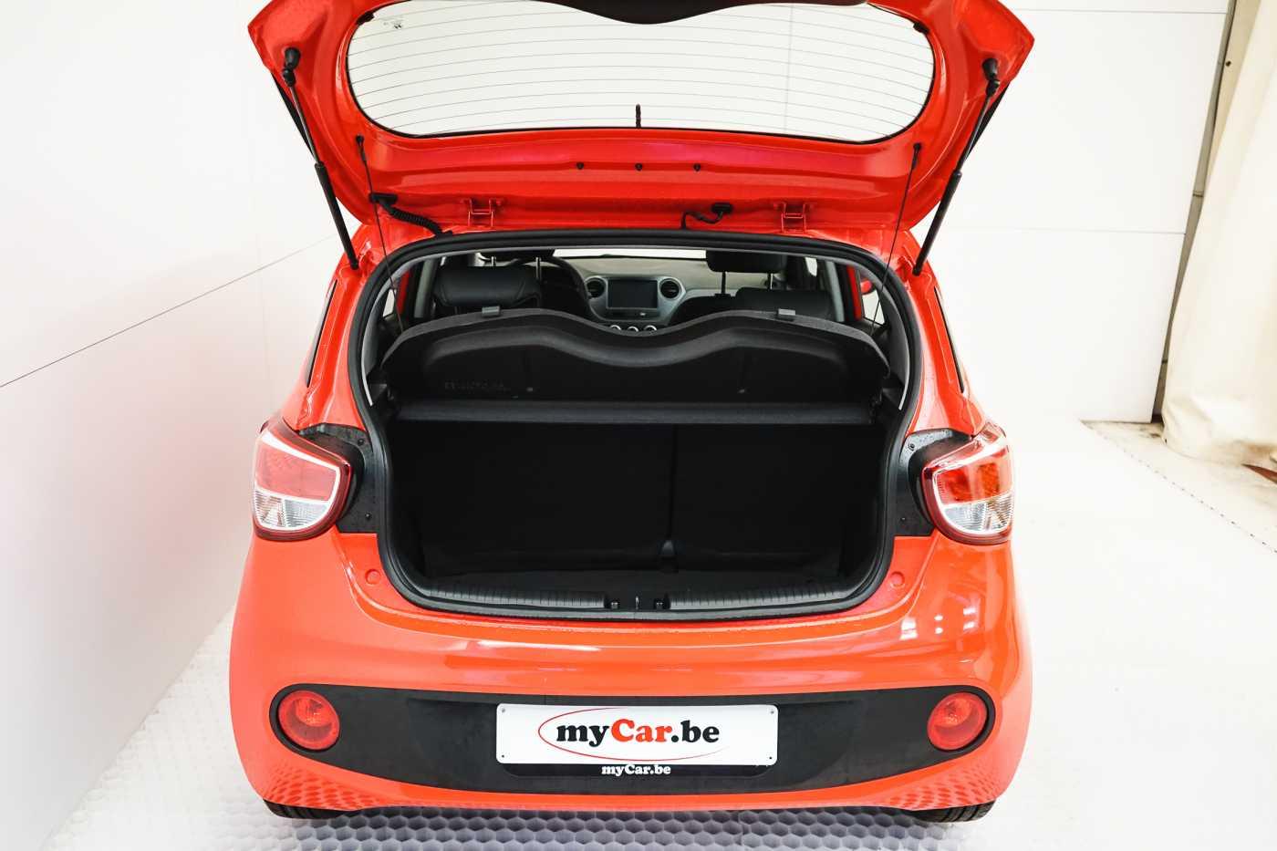 Hyundai i10 1.0i I-Drive // Mistlampen vooraan, Start/Stop 7/23