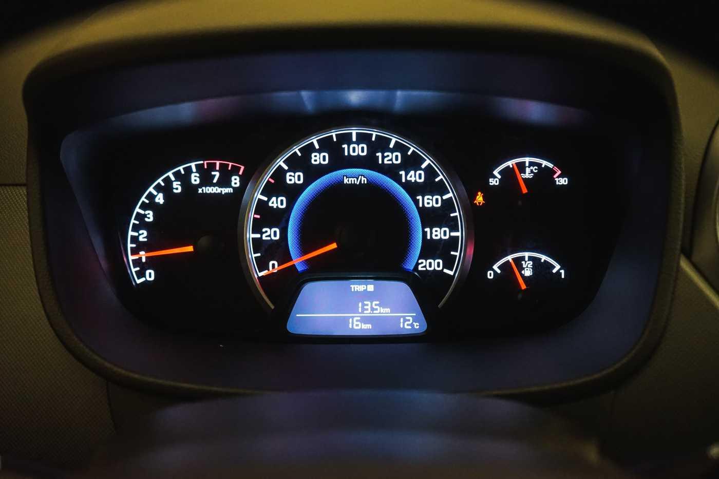 Hyundai i10 1.0i I-Drive // Mistlampen vooraan, Start/Stop 17/23