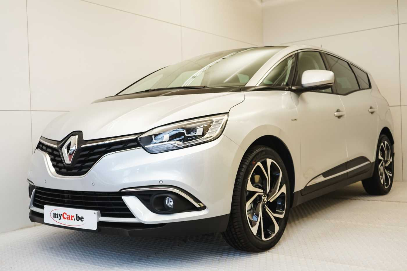 Renault Grand Scenic Bose Edition 160 EDC // Navi, Bluetooth, 7pl 1/29
