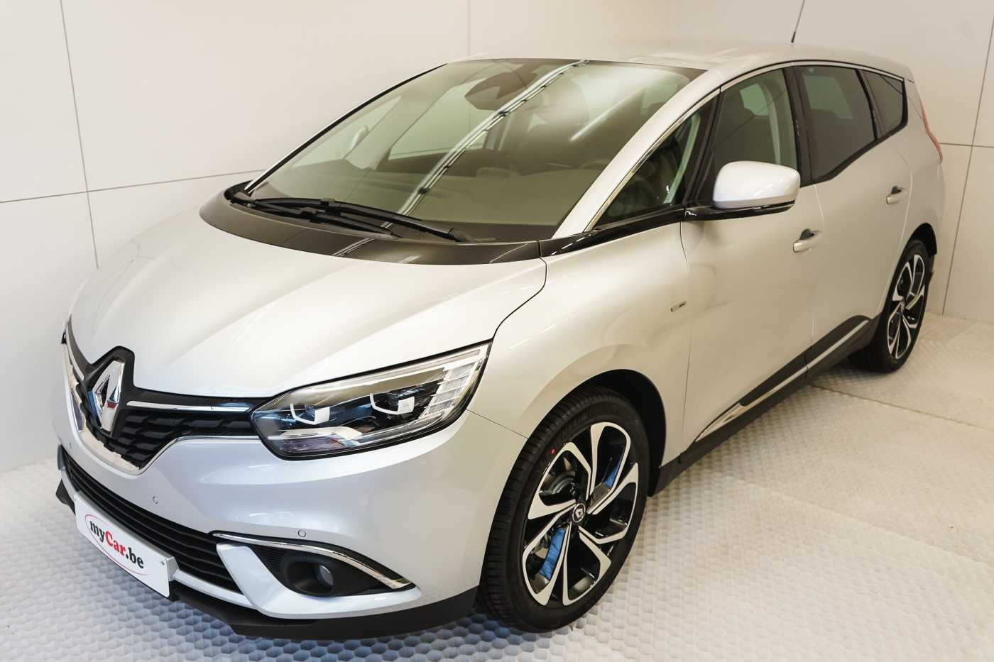 Renault Grand Scenic Bose Edition 160 EDC // Navi, Bluetooth, 7pl 3/29