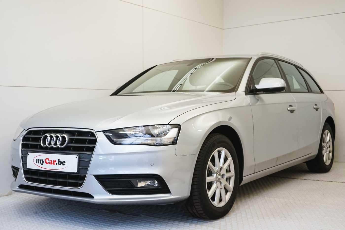 Audi A4 2.0 TDi S tronic // Sensoren, Bluetooth, Zetelverwarming 1/30