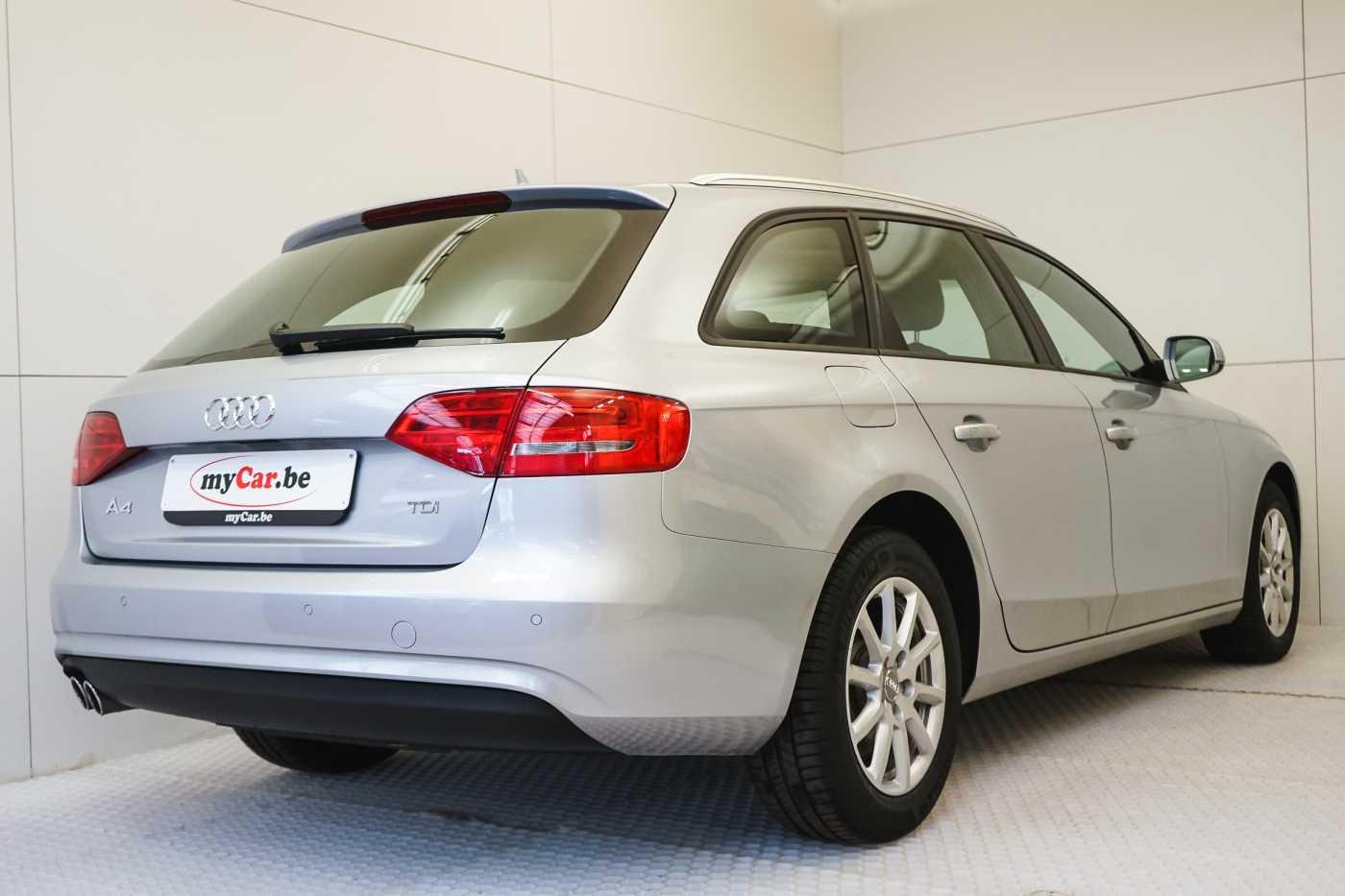 Audi A4 2.0 TDi S tronic // Sensoren, Bluetooth, Zetelverwarming 4/30
