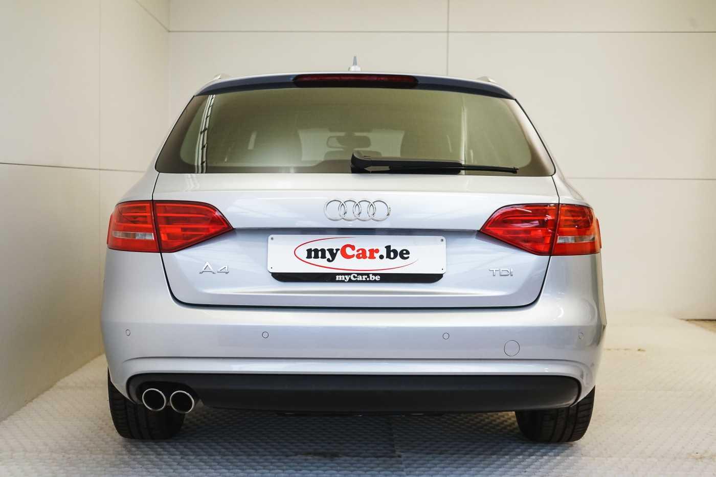 Audi A4 2.0 TDi S tronic // Sensoren, Bluetooth, Zetelverwarming 5/30