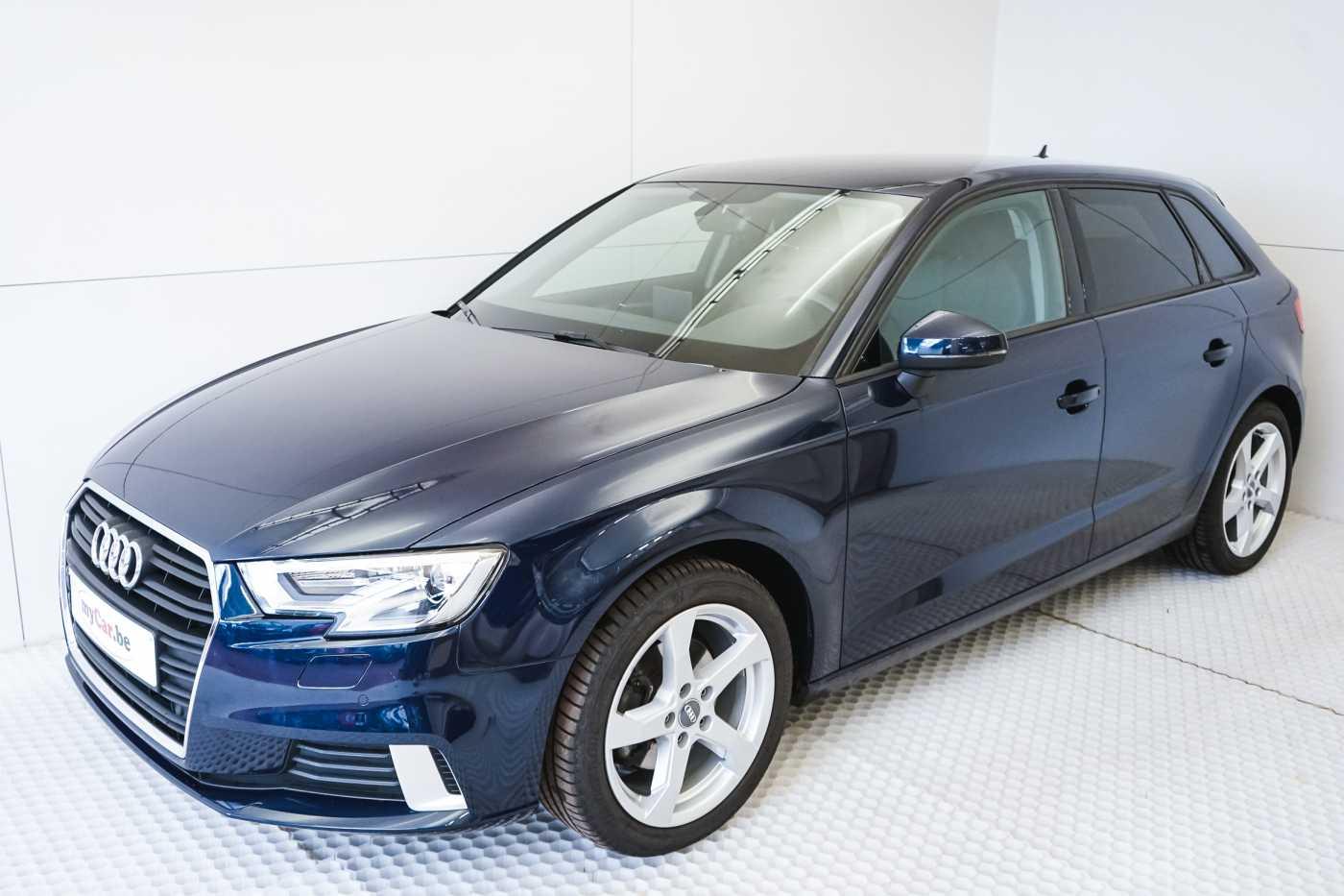 Audi A3 1.6 TDi Sport // dualzone airco, navi, zetelverwarming 3/33