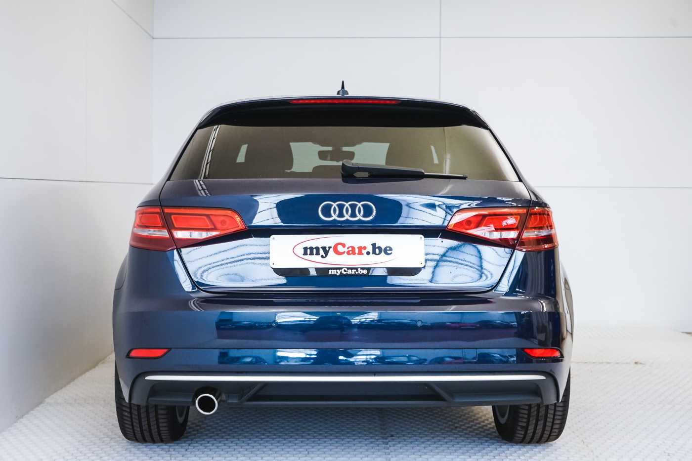 Audi A3 1.6 TDi Sport // dualzone airco, navi, zetelverwarming 5/33