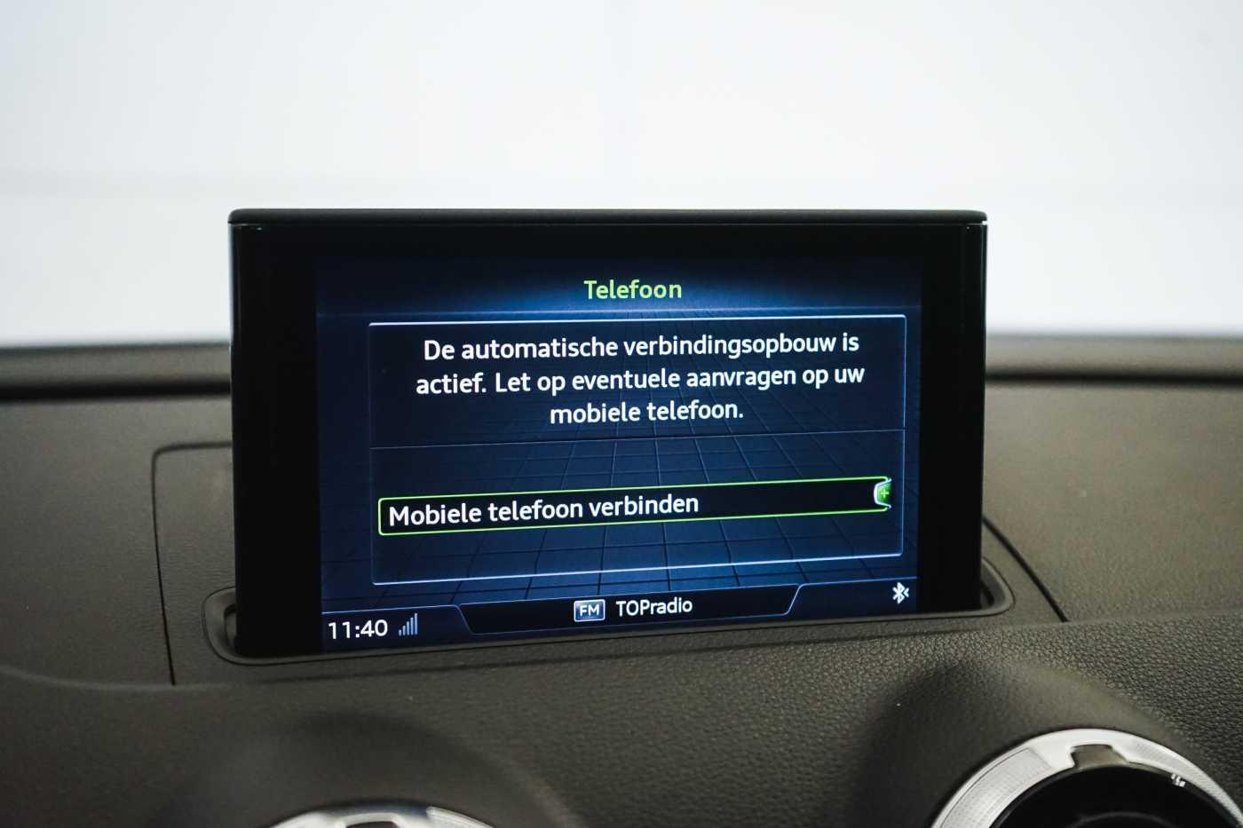 Audi A3 1.6 TDi Sport // dualzone airco, navi, zetelverwarming 20/33