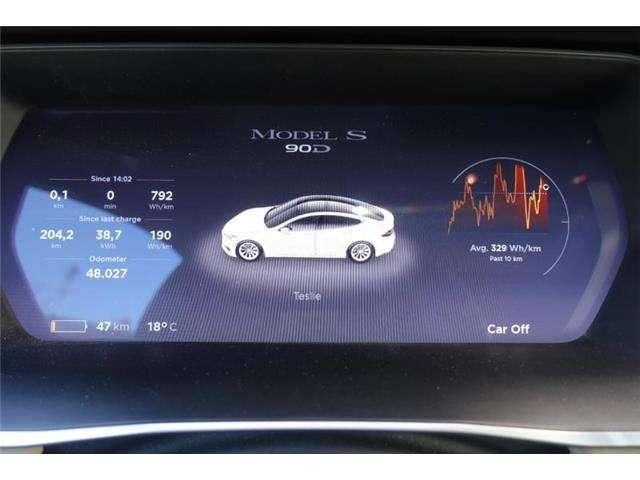 Tesla Model S 90 kWh Dual Motor 12/14