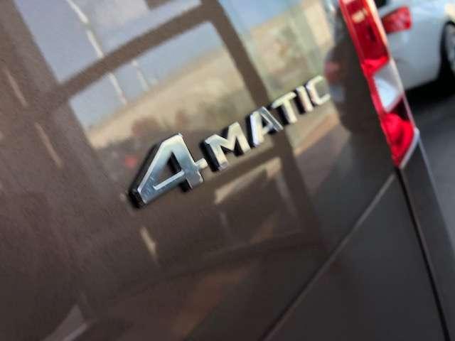 Mercedes V 250 d 4-Matic Dubbel Cab/ Command / Trekhaak / 360° 26/26