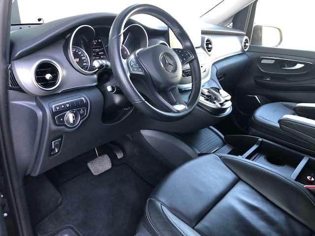 Mercedes V 250 d 4-Matic Dubbel Cab/ Command / Trekhaak / 360° 6/26