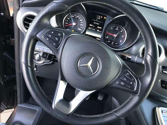 Mercedes V 250 d 4-Matic Dubbel Cab/ Command / Trekhaak / 360° 7/26