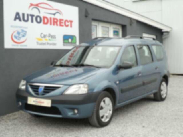 Dacia Logan 1.6i 16v Laureate 5pl. **GARANTIE 1 JAAR**