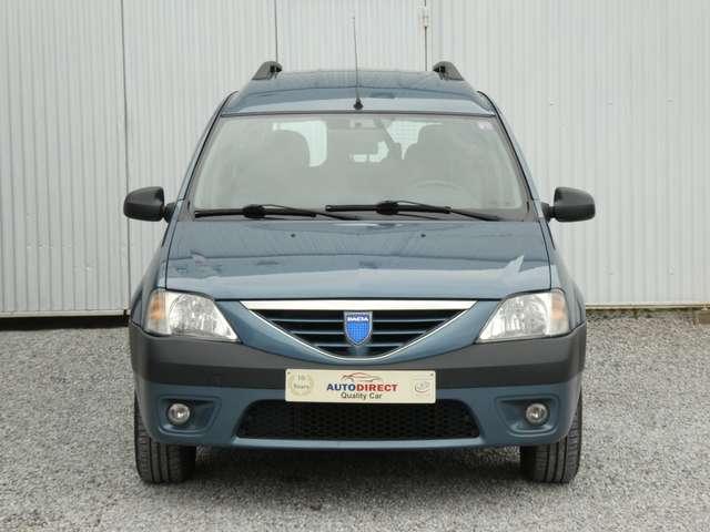 Dacia Logan 1.6i 16v Laureate 5pl. **GARANTIE 1 JAAR** 2/14
