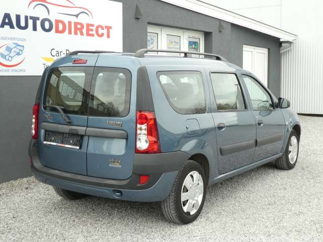Dacia Logan 1.6i 16v Laureate 5pl. **GARANTIE 1 JAAR** 4/14