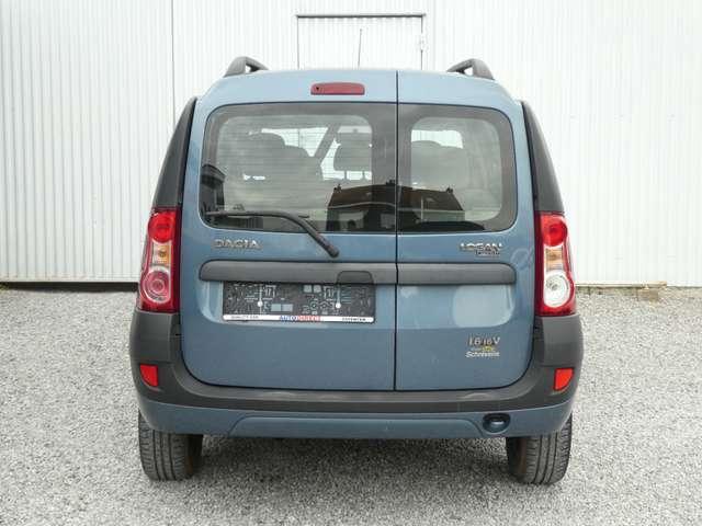 Dacia Logan 1.6i 16v Laureate 5pl. **GARANTIE 1 JAAR** 5/14