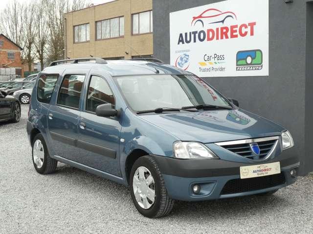 Dacia Logan 1.6i 16v Laureate 5pl. **GARANTIE 1 JAAR** 6/14
