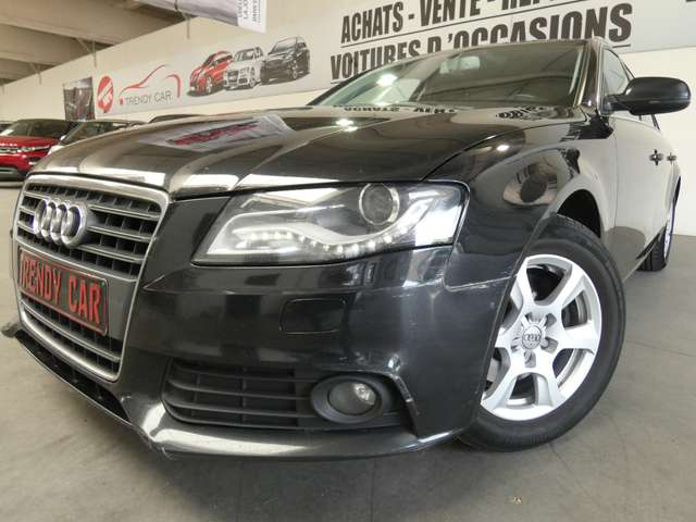 Audi A4 2.0 TDi Multitronic EUR 5+(5950€+TVA=7200€) 1/15