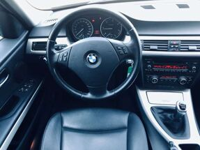 BMW 318 Touring d TOURING+AIRCO+CRUISE+PDC+CUIR+CARNET+IMPECCABLE