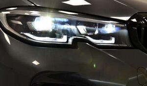 BMW 320 Saloon dA Pack M Sport Boite Auto Shadow Navi Leds JA18