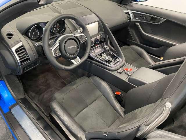 Jaguar F-Type Convertible 2.0 i4 300 aut. - Neuve 0KM!! 14/29