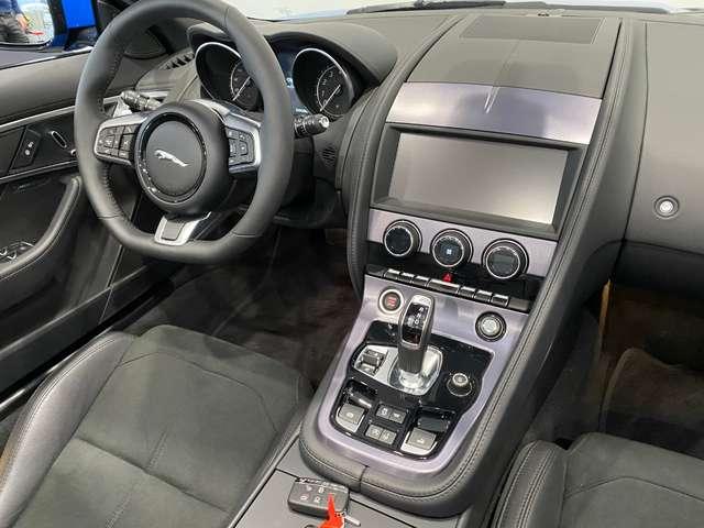 Jaguar F-Type Convertible 2.0 i4 300 aut. - Neuve 0KM!! 15/29