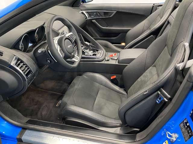 Jaguar F-Type Convertible 2.0 i4 300 aut. - Neuve 0KM!! 17/29