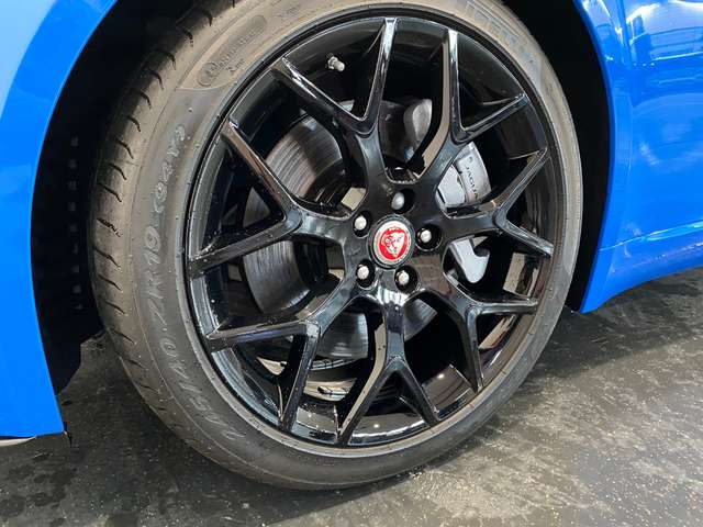 Jaguar F-Type Convertible 2.0 i4 300 aut. - Neuve 0KM!! 23/29