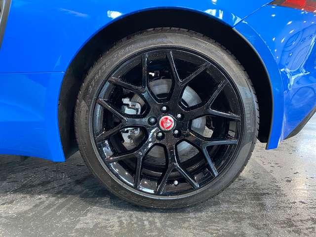 Jaguar F-Type Convertible 2.0 i4 300 aut. - Neuve 0KM!! 25/29