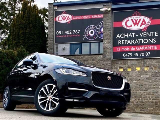 Jaguar F-Pace 2.0 D AWD R-Sport 5/15