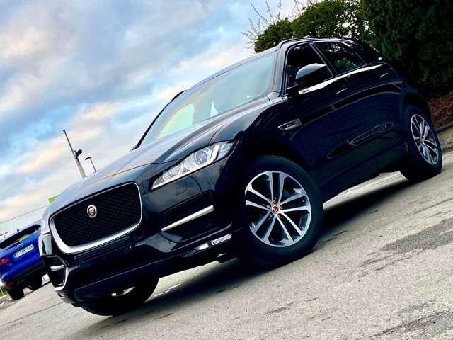 Jaguar F-Pace 2.0 D AWD R-Sport 9/15