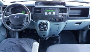 Ford Transit Double cabines/  178000km/12 m garantie