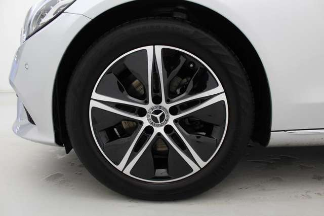 Mercedes C 180 d (EU6d-TEMP)-BUSINESS SOLUTION ESTATE - AVG- CAM 4/11