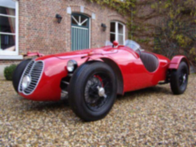 Maserati Ander Monofaro Recreation